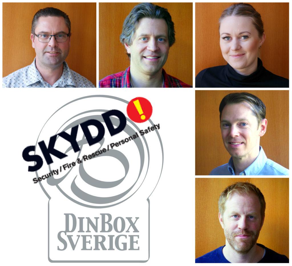 DinBox på Skydd2016