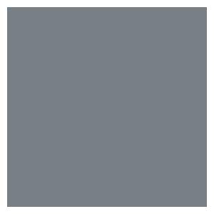 Silvergrå - 7001