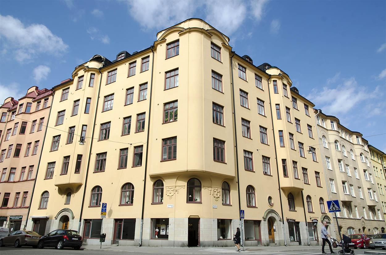vikingen-fasad